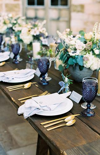 Villa Dinner Party