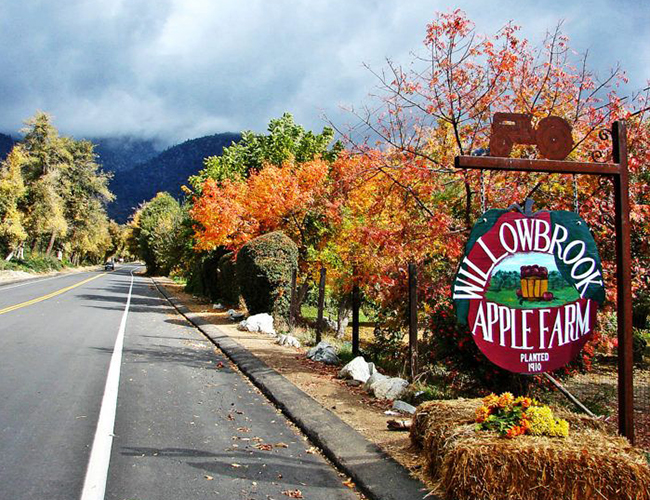 Fall Travel List