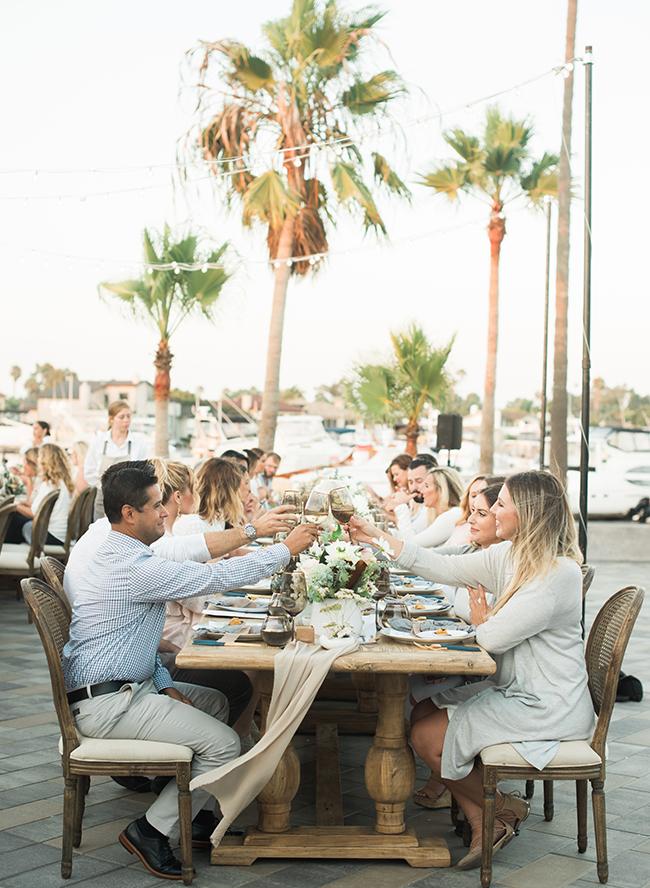 Coastal Dinner Party