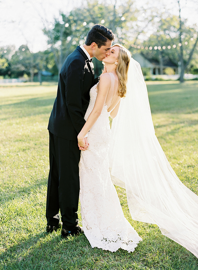 Beautiful Farmhouse Wedding
