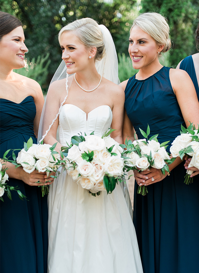 Bridal Party Looks that are Anything But Basic
