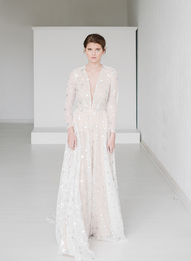Favorite Dresses from Bridal Fashion Week Fall 2018