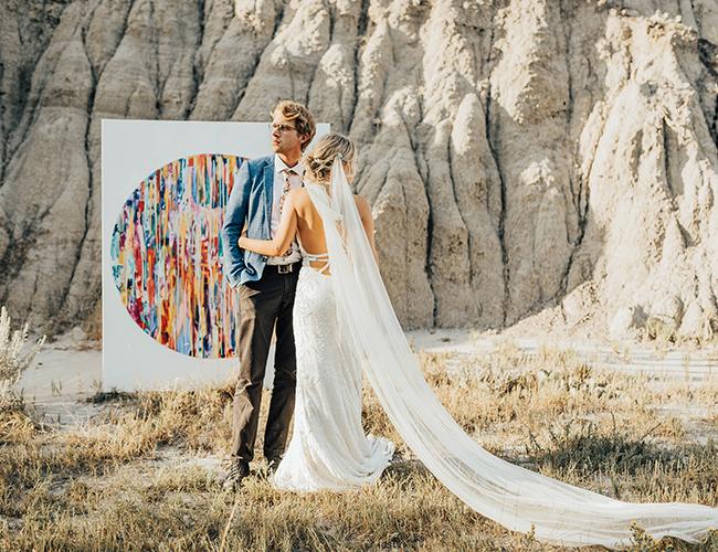 Bold Bohemian Wedding Inspiration