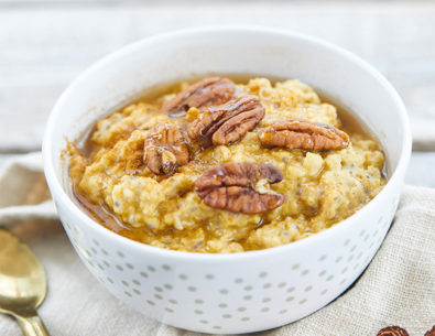 5 Healthy Pumpkin Recipes