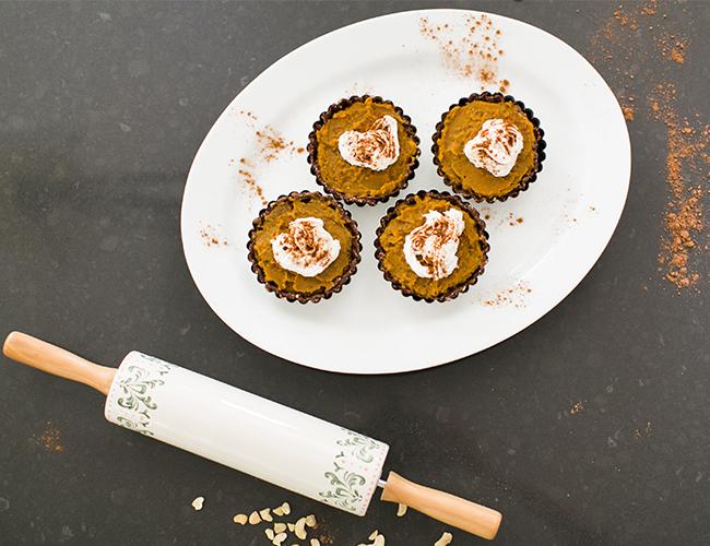 5 Healthy Pumpkin Recipes
