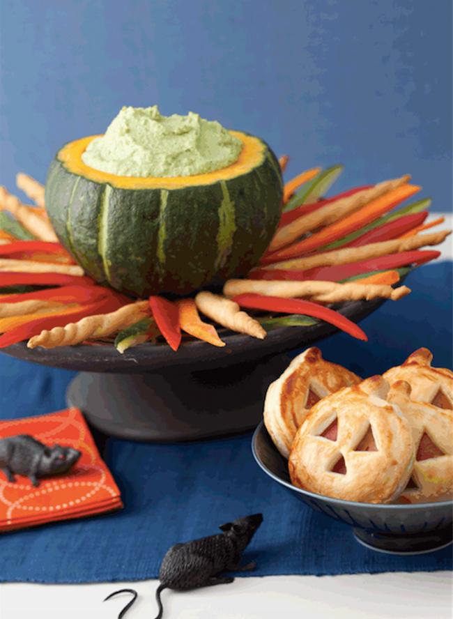 Creative Halloween Party Bites