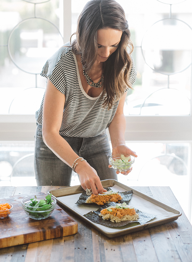 Nutritionist Kelly Leveque of Be Well by Kelly