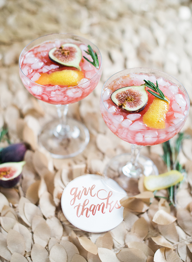 4 Pretty Cocktail Recipes for the Holidays