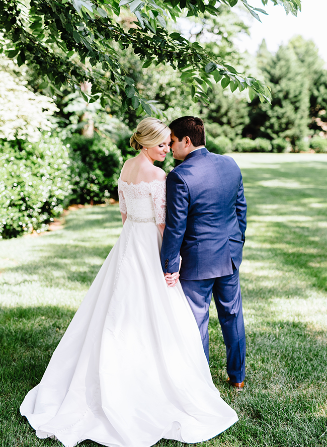 Classic Pink Wedding in Charlotte