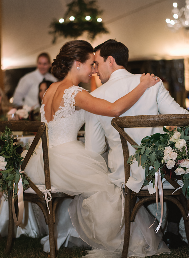 Elegant Wedding at Boon Hall Plantation
