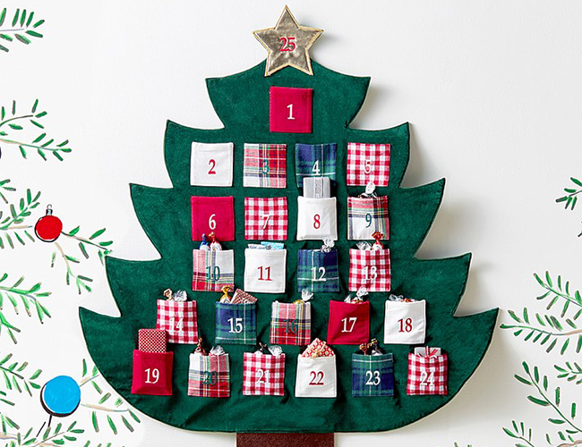Adorable Advent Calendars For Kids