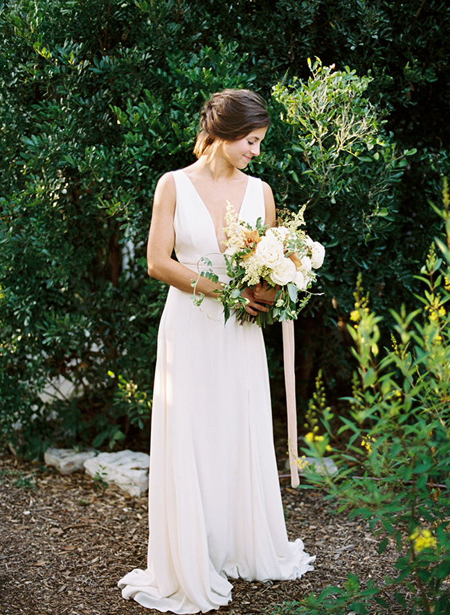 Mint Garden Wedding Inspiration