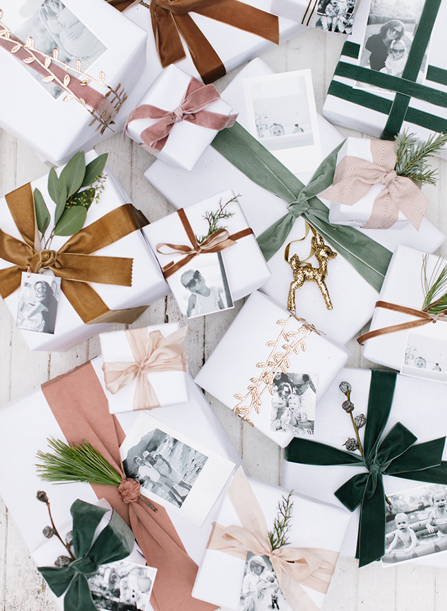 Creative Holiday Gift Wrap