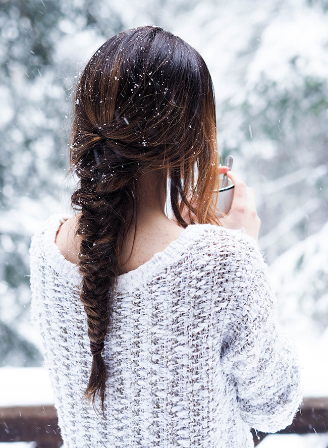 Braids Perfect For Winter