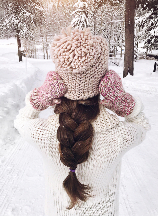 6 Chic Braids Perfect For Winter Inspired By This