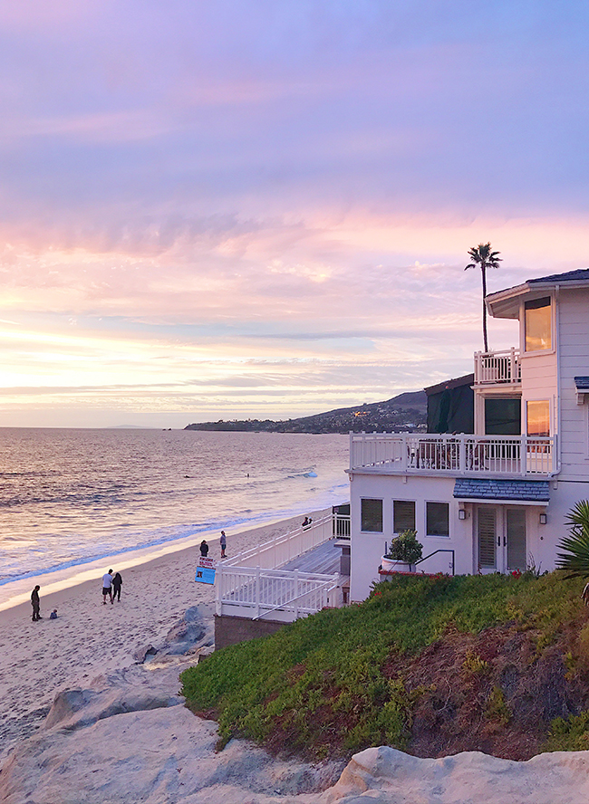 Travel Guide to Laguna Beach