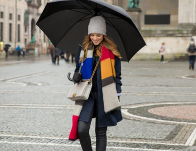 How to Dress for a Rainy Day
