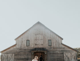 best weddings 2018, diy barn wedding