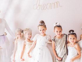 Swan Lake Ballerina Birthday Party