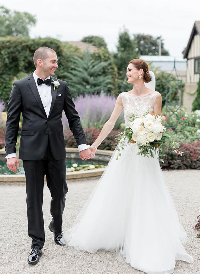 Elegant Equestrian Inspired Wedding