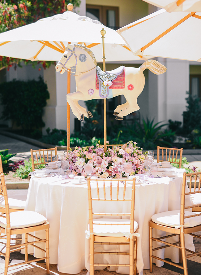 Inspired By This Whimsical Carousel Birthday Party