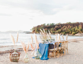 Seaside Elopement in the French Riviera