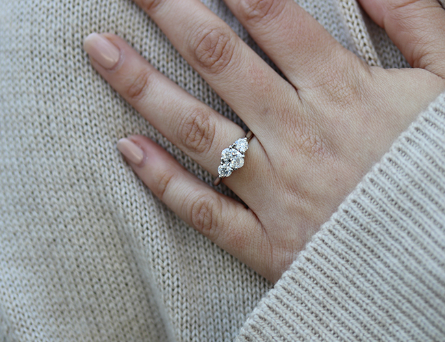 Designing a Custom Engagement Ring