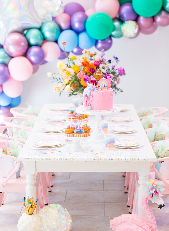 Kids Birthday Parties - Inspired by This Baby Blog
