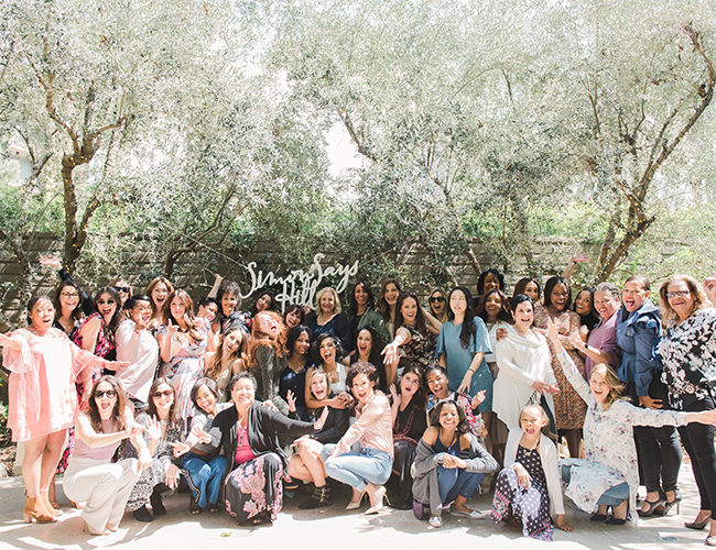 Jazmyn Simon's Bridal Shower