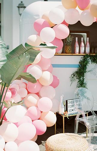 Bright Floral Bridal Shower