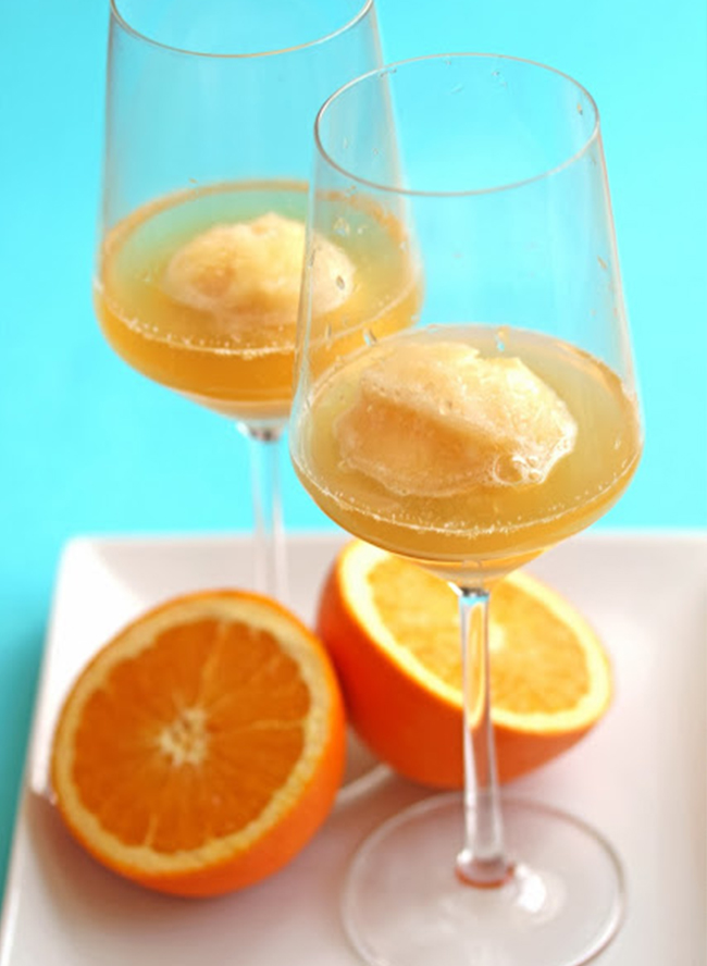 Mimosa Recipes for Easter Brunch