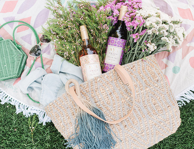 Wine and Farmer's Market Finds This Summer