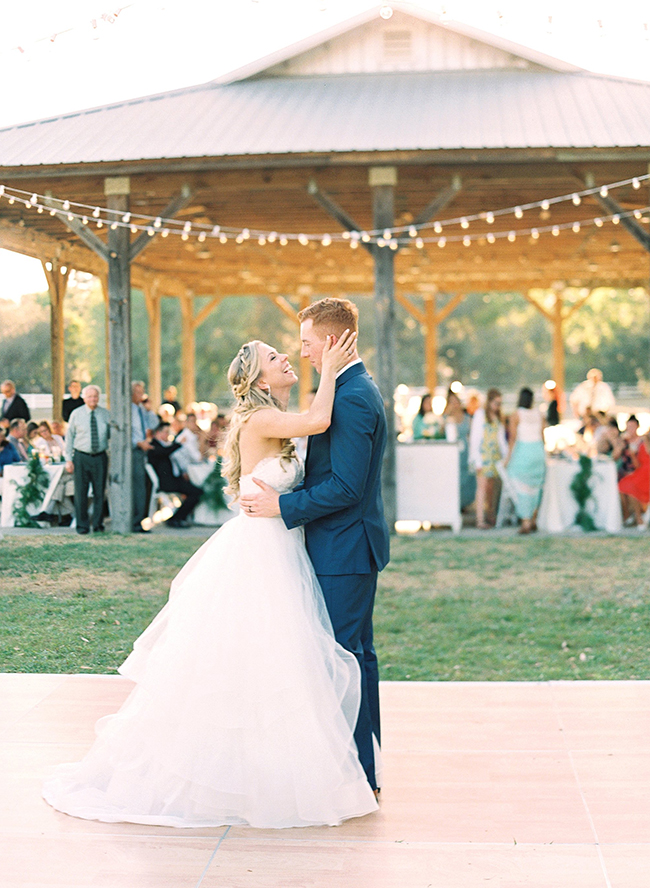 How To Pick The Perfect First Dance Song For Your Wedding