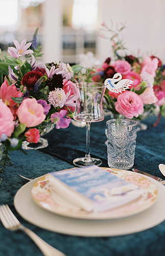 Pink Parisian Baby Shower