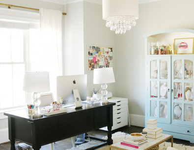 Glam Contemporary Office