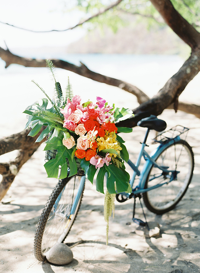 Colorful Costa Rican Wedding