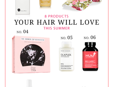 Products Your Hair Will Love This Summer