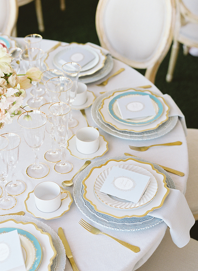 Inspired By This Baby Blue Amp Pink Marie Antoinette Baby Shower