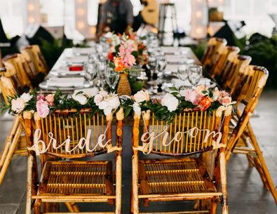 Coastal Boho Wedding