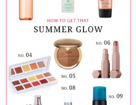 How to Get That Summer Glow