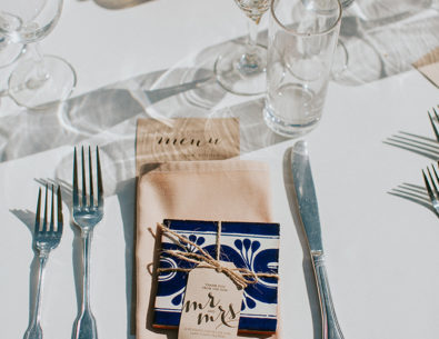 Favor Ideas for A Summer Wedding