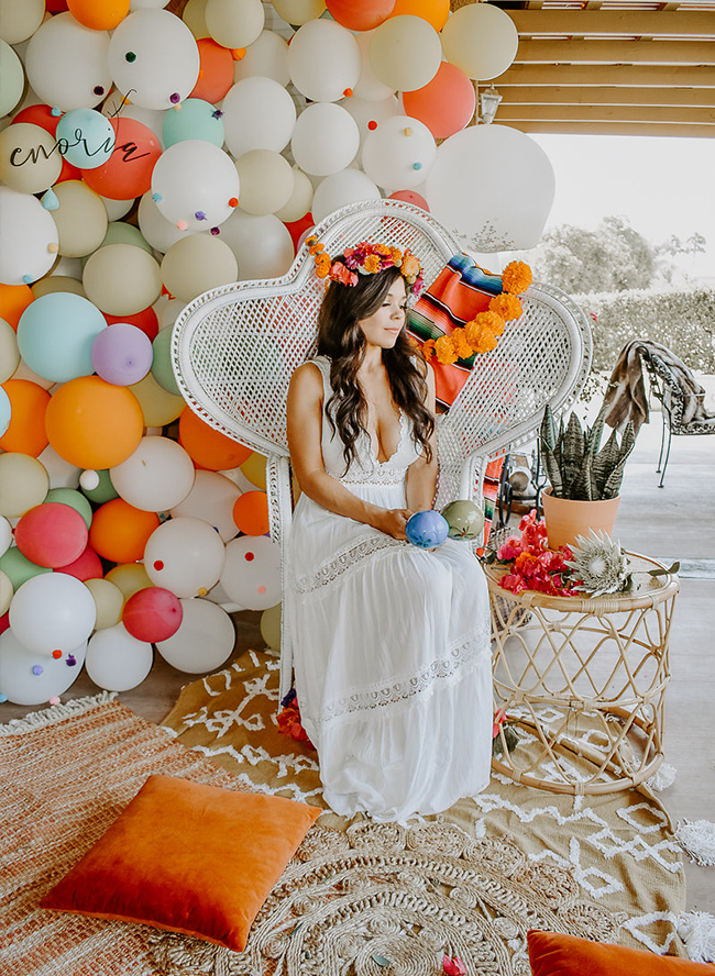 2d1285a2660 Vibrant Fiesta Bridal Shower - Inspired By This