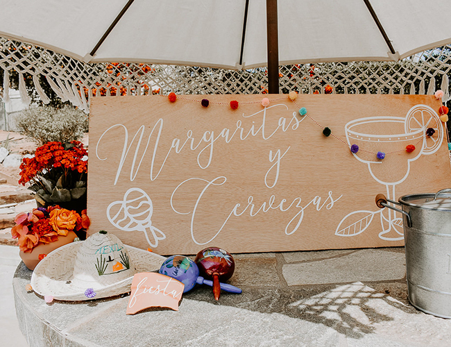 Vibrant Fiesta Bridal Shower