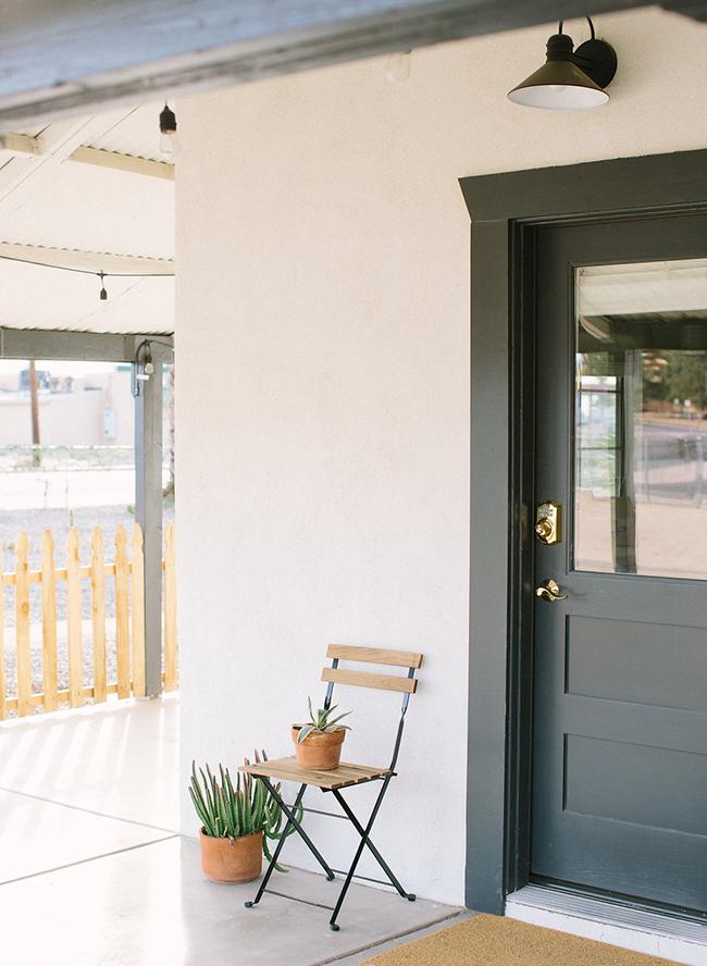 Historic Adobe Flip House in Arizona