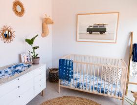 Indigo Nursery Maternity Photos
