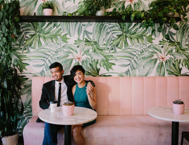 Rad Engagement Photos in North Park