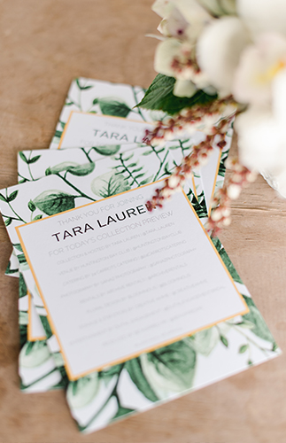 Tara Lauren's Isle Botanic Collection