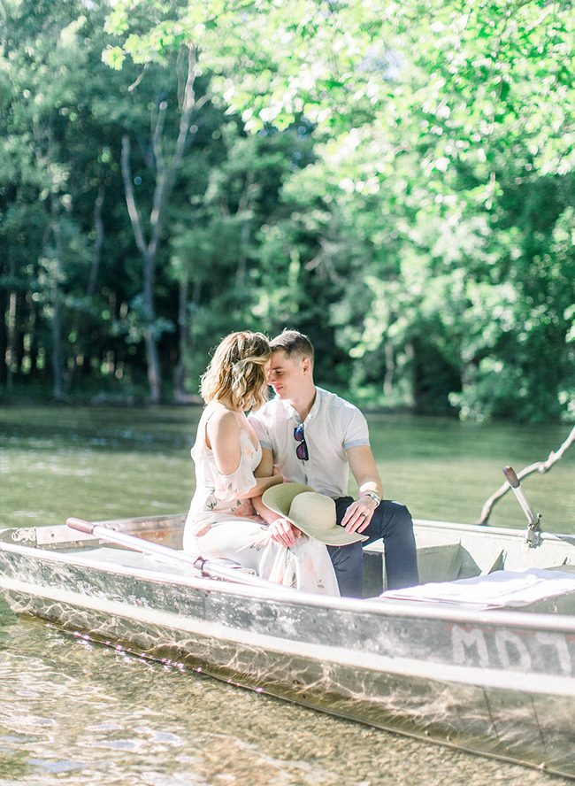 The Notebook Inspired First Anniversary Photos