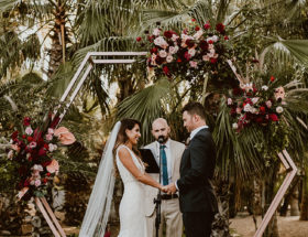 best weddings 2018, Ashley Torres Destination Wedding in Los Cabos