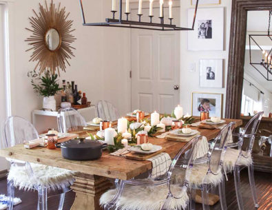 Rustic Fall Home Tour
